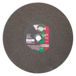 "United Abrasives 16"" X 1/8"" X 1"" Ductile™ Aluminum Oxide/Silicon Carbide Type 1 Cut Off Wheel"