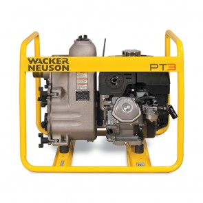 Wacker Neuson 3 in. Trash Pump with Honda Engine