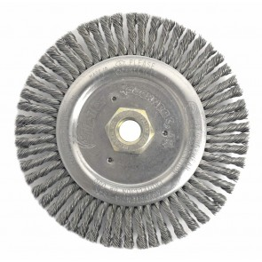 Weiler Dually Stringer Bead Wheels