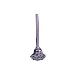"Weiler 5/8"" Miniature Wire Cup Brush"