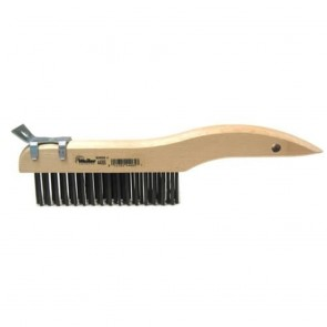 Weiler Hand Wire Scratch Brush