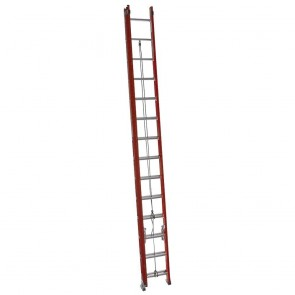 Werner 28ft Type IA Fiberglass D-Rung Extension Ladder