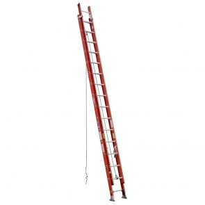 Werner 32ft Type IA Fiberglass D-Rung Extension Ladder