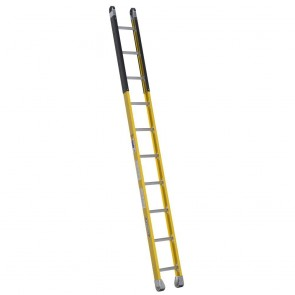 Werner 10ft Type IAA Fiberglass Manhole Ladder