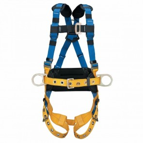 Werner LiteFit Construction Harness, Tongue Buckle Legs (M/L)