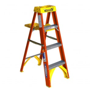 Werner 4ft Type IA Fiberglass Stepladder