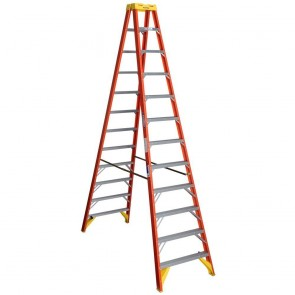 Werner 12ft Type IA Fiberglass Stepladder
