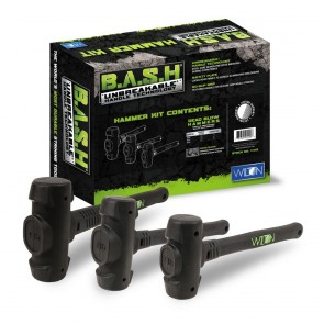 Wilton B.A.S.H Dead Blow Hammer Kit