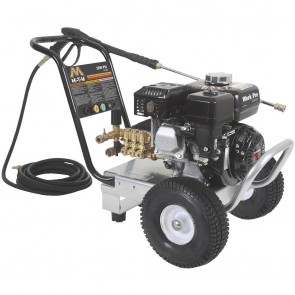 Mi-T-M Work Pro Series 3200PSI Gas Pressure Washer - 2.4 GPM Cold Water