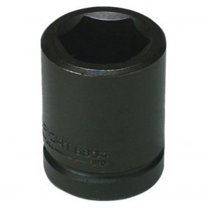 "Wright Tool 1-1/8"" - 3/4"" Drive 6 Point Standard Impact Socket"