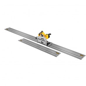 DeWalt 6-1/2 in. TrackSaw Kit with 59 in. & 102 in. Track