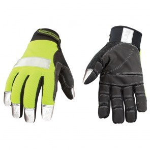 Youngstown Glove Safety Lime Utility Glove (XXL)