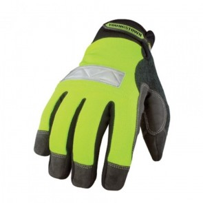 Youngstown Glove Safety Lime Waterproof Winter Glove (X-Large)