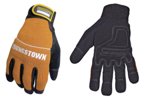 Youngstown Glove Tradesman Plus Brown Glove