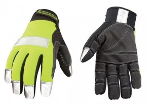 Youngstown Glove Safety Lime Utility Glove
